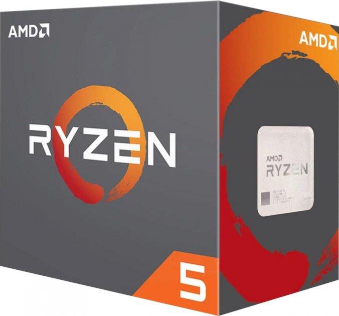 Процессор AMD Ryzen 5 1600 3.2GHz/16MB (YD1600BBAEBOX) sAM4 BOX - изображение 1