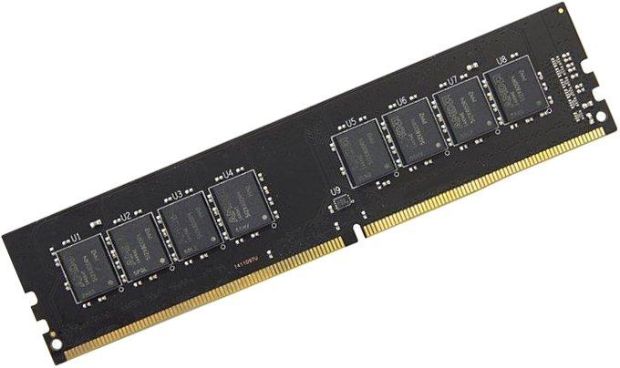 Оперативна пам'ять AMD DDR4-2400 4096MB PC4-19200 R7 Performance Series (R744G2400U1S-U) - зображення 1