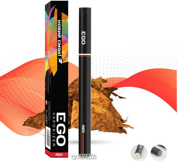 Красная электронная сигарета одноразовая машинка для набивки сигарет купить спб