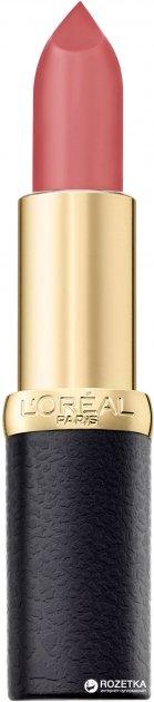 Помада для губ L'Oréal Paris Color Riche Matte 4.5 мл 103 Blush in a rush (3600523402113) - зображення 1
