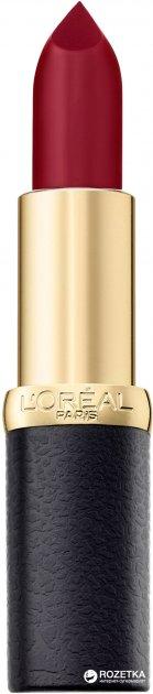Помада для губ L'Oréal Paris Color Riche Matte 4.5 мл 430 Mon Jules (3600523401987) - изображение 1