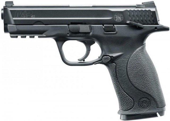Пневматичний пістолет Umarex S & W MP40 TS - зображення 1