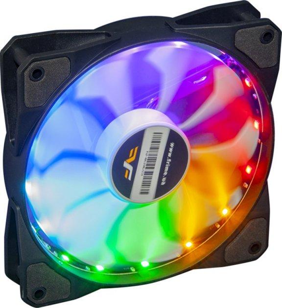 Кулер Frime Iris LED Fan 16LED Multicolor2 (FLF-HB120MLT216) - изображение 1