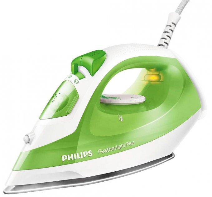 Праска Philips Featherlight Plus GC1426/70 - зображення 1