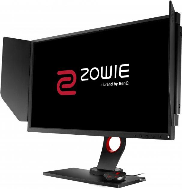 """Монітор 24.5"""" BenQ Zowie XL2546 Black (9H.LG9LB.QBE) - зображення 1"""