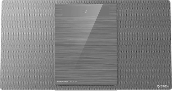 Panasonic SC-HC400EE-S Silver - зображення 1