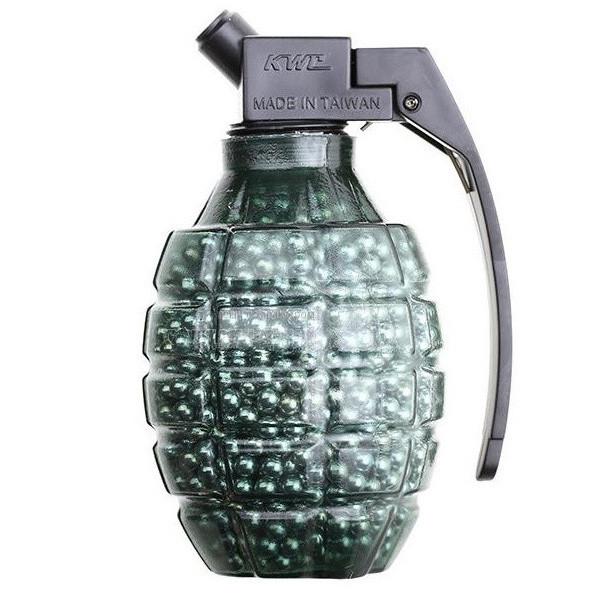 Кулька СТ KWC 2000 шт граната - зображення 1