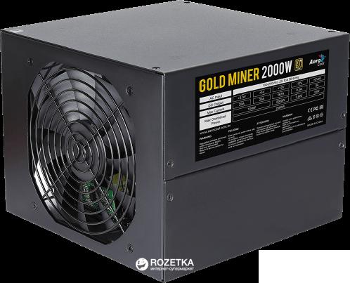 Aerocool Gold Miner 2000W - изображение 1