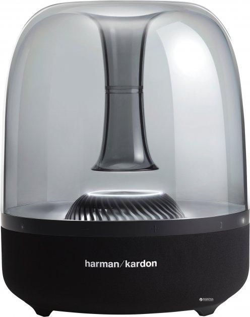 Акустическая система Harman-Kardon Aura Studio 2 Black (HKAURASTUDIO2BLKEU) - изображение 1