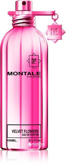 Парфюмированная вода для женщин Montale Velvet Flowers 100 мл (3760260453585) - изображение 1