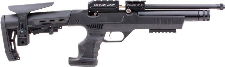 Пистолет пневматический Kral NP-01 PCP 4.5 мм (36810101) - изображение 1