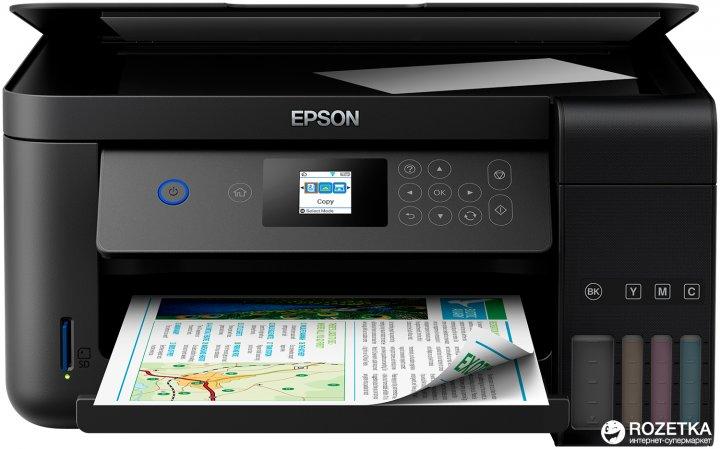 Epson L4160 with WiFi, duplex (C11CG23403) - изображение 1