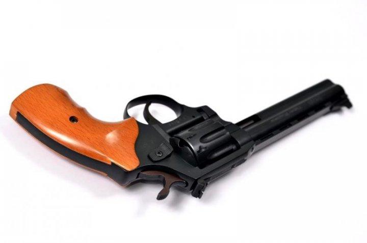 Револьвер под патрон Флобера ЛАТЭК Safari 461м бук - изображение 1