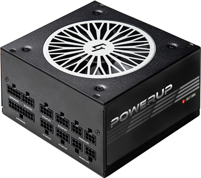 Chieftec Chieftronic PowerUp GPX-750FC 750W 80PLUS Gold - изображение 1