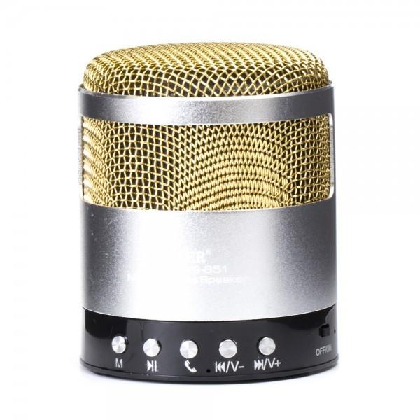 Колонки (портативная акустика) Epik для Портативные колонки Золотой - изображение 1