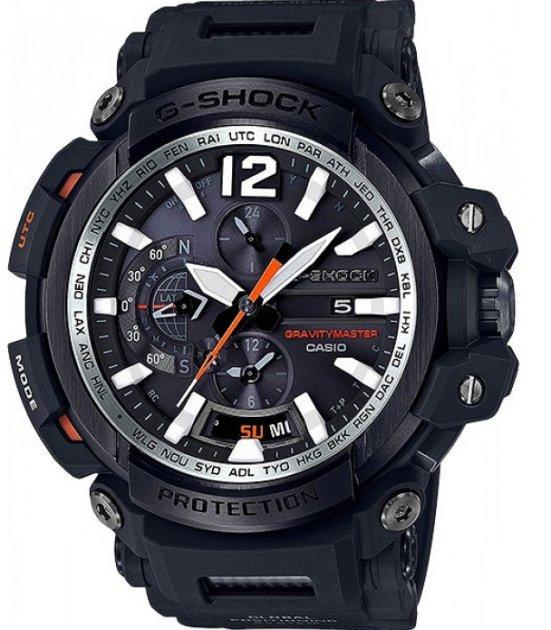 Годинник Casio G-SHOCK GPW-2000-1AER (931381471) - зображення 1