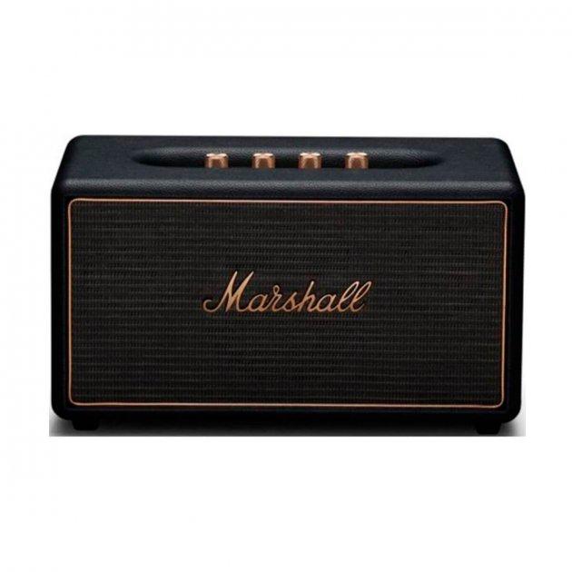 Мультирум акустика MARSHALL Stanmore Wi-Fi Black (4091906) - зображення 1
