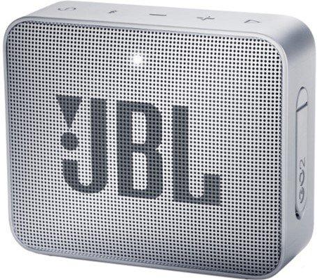 Акустическая система JBL Go 2 Gray (JBLGo2GRY) - изображение 1