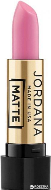 Матовая помада Jordana Matte Lipstick Matte Baby Doll Pink MG-53 3.4 г (041065380539) - изображение 1