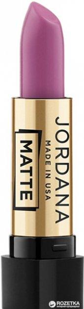 Матовая помада Jordana Matte Lipstick Matte Lavender Lady MG-49 3.4 г (041065380492) - изображение 1