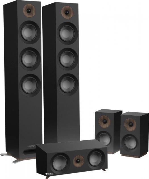 Jamo S 809 HCS Black (J1064380) - изображение 1