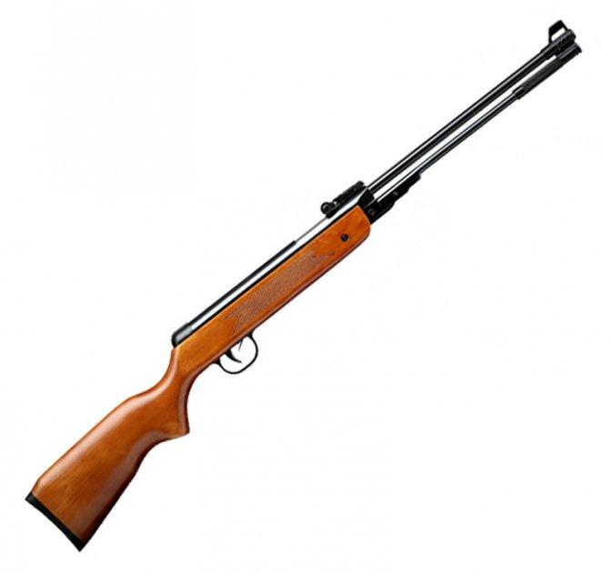 Гвинтівка пневматична Snow Peak SPA WF600 W з газовою пружиною - зображення 1