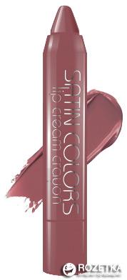 Помада-карандаш BelorDesign Smart Girl Satin Colors 004 коричневый 2.3 г (4810156046182) - изображение 1