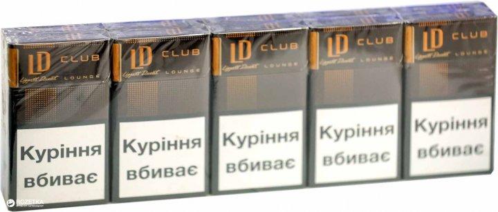 купить блок сигарет ld