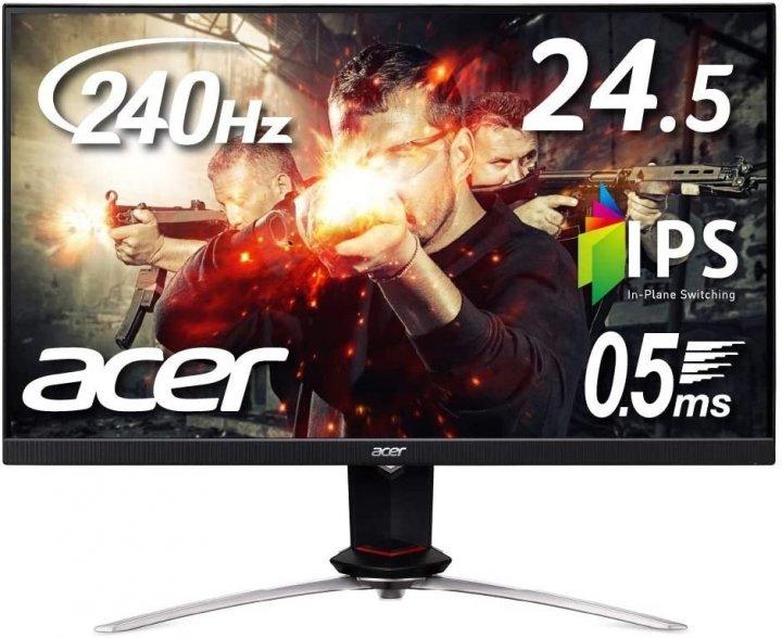 "Монітор 24.5"" Acer Nitro XV253QX (UM.KX3EE.X04) - зображення 1"