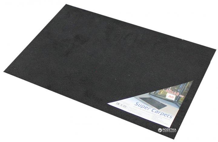 Придверный коврик Киевгума Soft 40x60 Черный (A90160000080452) - изображение 1