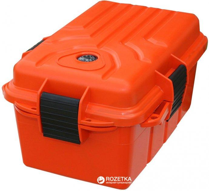 Кейс МТМ Survivor Dry Box утилитарный Оранжевый (17730870) - изображение 1