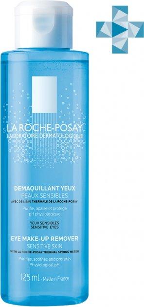 Фізіологічний засіб La Roche-Posay для зняття макіяжу з очей 125 мл (3337872410345) - зображення 1