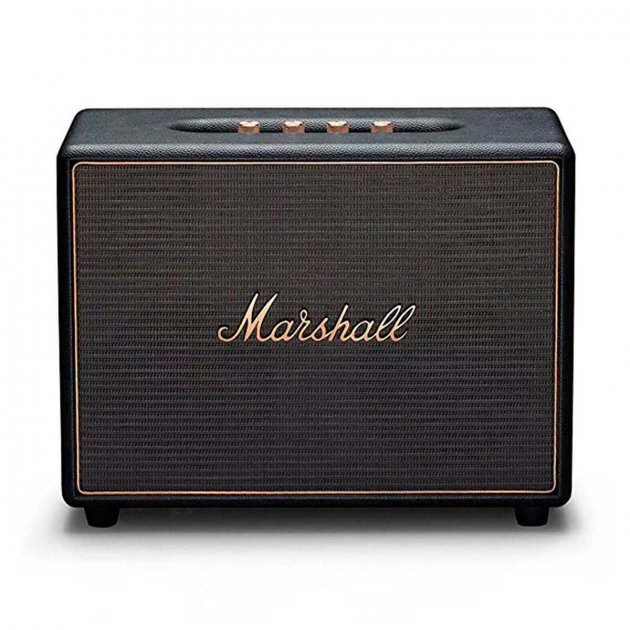 Мультирум акустика MARSHALL Woburn Wi-Fi Black (4091924) - зображення 1