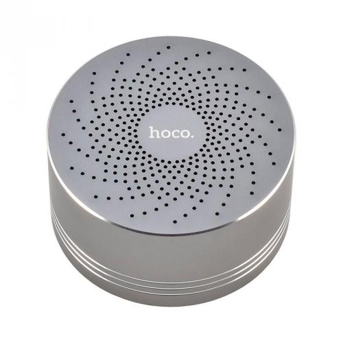 Колонка портативная Bluetooth Hoco BS5 серый - изображение 1