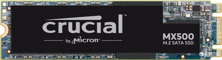 Crucial MX500 500GB M.2 2280 SATAIII TLC (CT500MX500SSD4) - зображення 1