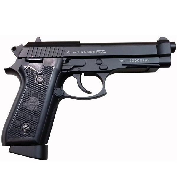 Пневматический пистолет KWC Beretta KMB 15 с заппасным магазином - изображение 1