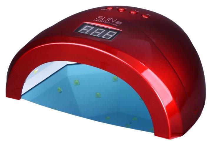 Лампа SUN 1S Red 48W UV/LED для полимеризации - изображение 1