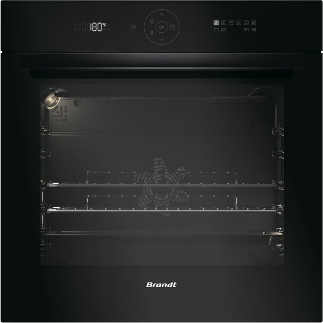 Духовой шкаф электрический Brandt BXP6555B - изображение 1