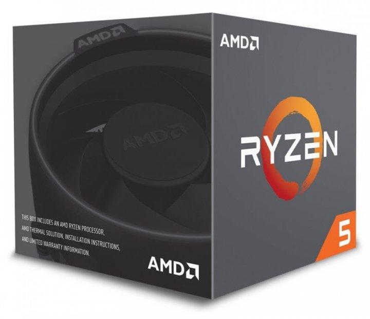 AMD Ryzen 5 2600 (YD2600BBAFBOX) - изображение 1