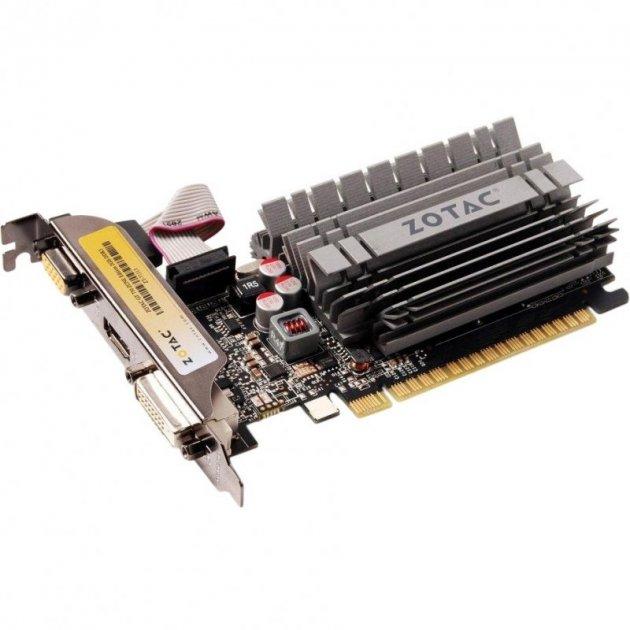 ZOTAC GEFORCE GT 730 ZONE Edition 2GB (ZT-71113-20L) - изображение 1