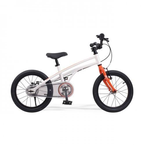 "Велосипед Royal Baby 16"" H2 All 16-24 White/Orange (H2 All) - изображение 1"