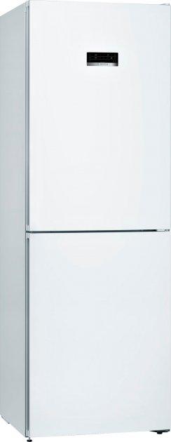 Двухкамерный холодильник BOSCH KGN49XW306 - изображение 1