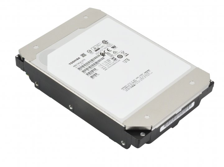 Жорсткий диск Toshiba Enterprise Capacity 12TB 7200rpm 256MB MG07ACA12TE 3.5 SATA III - зображення 1