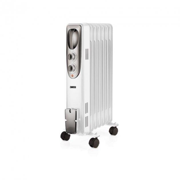 Маслянный радиатор Электрический Zanussi Espressione (ZOH/ES-09WN) - изображение 1