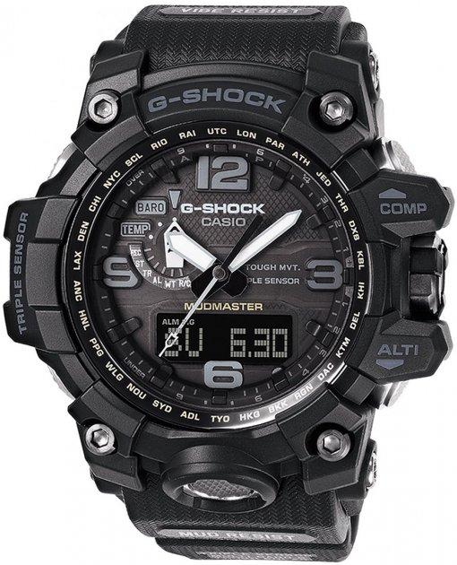 CASIO G-SHOCK GWG-1000-1A1ER - зображення 1