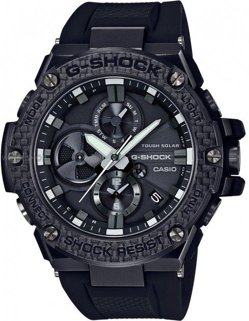CASIO G-SHOCK GST-B100X-1AER - зображення 1