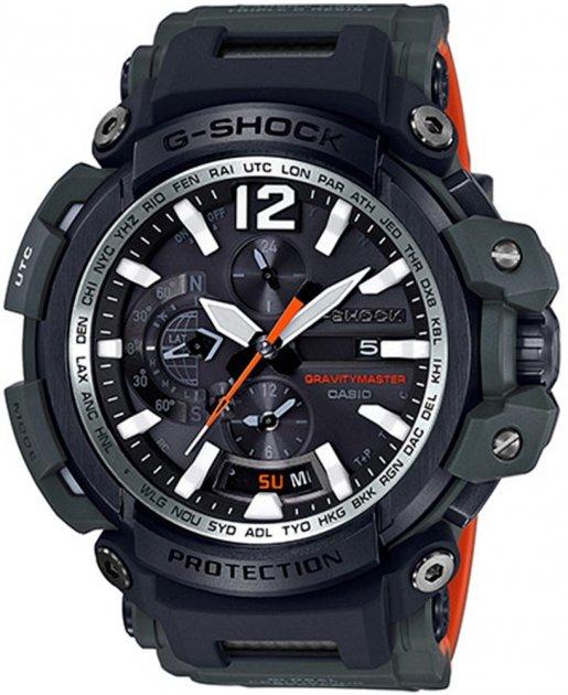 CASIO G-SHOCK GPW-2000-3AER - зображення 1
