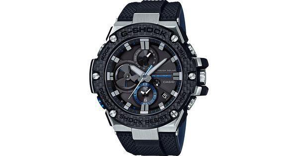 Чоловічі годинники Casio GST-B100XA-1AER - зображення 1