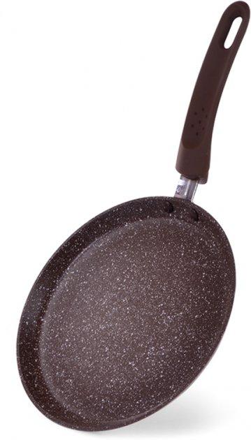 Сковорода для блинов Fissman Smoky Stone 20 см (14370) - изображение 1