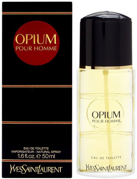 туалетная вода Opium для мужчин